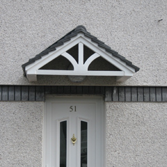 Door Canopies Glasgow Door Canopy Scotland Glass Fibreworld GRP Architectural Features Scotland : door canopies scotland - memphite.com